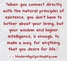 #Quotes #Quoteoftheday #Naturalprinciples #Wisdom #HigherIntelligence