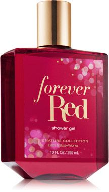 Forever Red Shower Gel - Signature Collection - Bath & Body Works