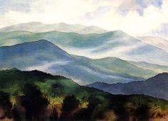 leconte lodge great smoky mountains   The Official Jim Gray Gallery Website