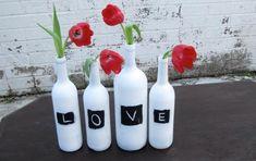 reuse bottles from your favorite craft brews