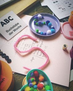 Images about #buchstabenweg tag on instagram Teaching Ideas, Alphabet, Kindergarten, Preschool, Classroom, Education, Instagram, Classroom Ideas, Teaching