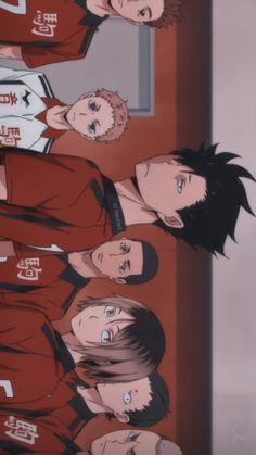 Haikyuu Wallpaper, Cute Anime Wallpaper, Cool Wallpaper, Iphone Wallpaper, Haikyuu Nekoma, Kuroo Tetsurou, Haikyuu Anime, Haikyuu Characters, Animation
