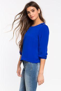 Блуза Размеры: S, M, L Цвет: ярко-синий, горчичный, коралловый Цена: 1149 руб.     #одежда #женщинам #блузы #коопт