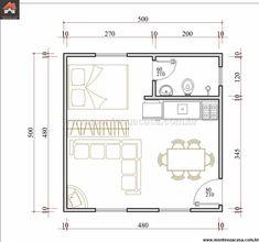 Resultado de imagen para projetos de casas de campo com 3 quartos #Casasdecampo
