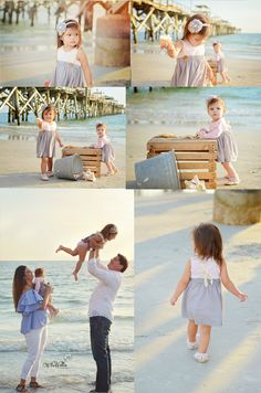 Beach Photo Session #family #beach #photography