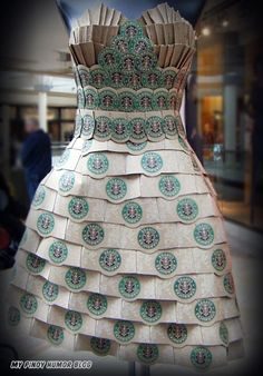 Starbucks Dress!!!