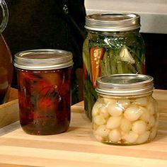 Michael Symon's Pickled Cherries - the chew - ABC.com