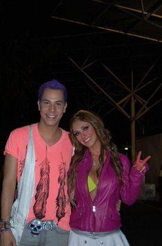 Los Premios MTV 2007 (18.10.07) - 097 - RBD Fotos Rebelde | Maite Perroni, Alfonso Herrera, Christian Chávez, Anahí, Christopher Uckermann e Dulce Maria