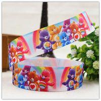 15052228, 7/8'' 22mm10yard Cartoon  Series printed grosgrain ribbon, Clothing accessories, DIY accessories handmade materials