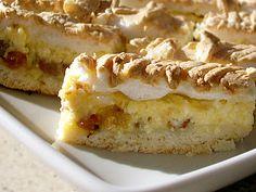Prajitura cu branza dulce si stafide Dessert Recipes, Desserts, Apple Pie, Tiramisu, Cheesecake, Ethnic Recipes, Unt, Pastries, Foods