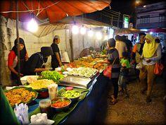 Thai street food. Oh, like, yum!