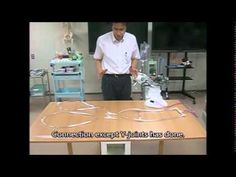 How to make an imitated vascular circuit for ECMO simulation (with Engli...