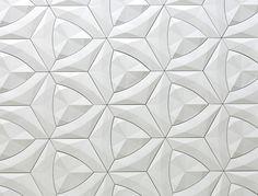 Organic Geometric Concrete Tile by KAZA Concrete concrete tile collection 0 in Pattern 3d Wall Tiles, Wall Tiles Design, Beton Design, Concrete Tiles, Concrete Design, Tiles Texture, Texture Design, Wall Patterns, Textures Patterns