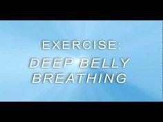 Deep Belly Breathing