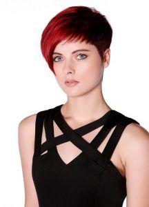 Coupe de cheveux courts \u2013 Ravissante coiffure pour cheveux lisses