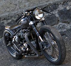 Vintage Triumph