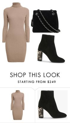 """Untitled #2"" by ibricsemir ❤ liked on Polyvore featuring Rumour London and Chanel"