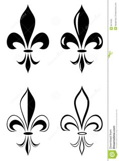 frrench free clip art black and white fleur de lis outline free clip art graphics. Black Bedroom Furniture Sets. Home Design Ideas