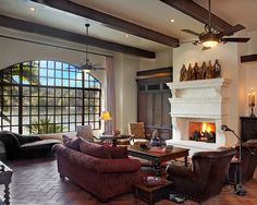 Decorate With Leather Furniture Design, Pictures, Remodel, Decor and Ideas - page 13