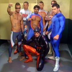Naked Gay Superhero Gif   Gay Fetish XXX