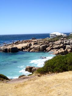 Our captain and chef in the BVIs said that Cape Town, South Africa was stunning!
