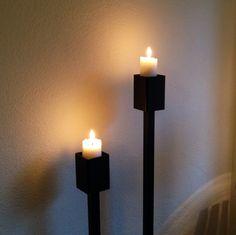 Candlesticks from Röshult Sweden