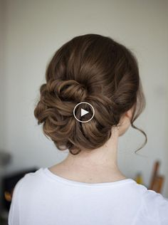 soft romantic wedding updo - New Site Soft Wedding Makeup, Wedding Beauty, Wedding Braids, Short Wedding Hair, Wedding Hairstyles For Long Hair, Bride Hairstyles, Advice For Bride, Short Hair Styles Easy, Homecoming Hairstyles