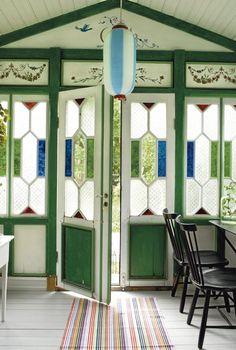 beautiful windows and doors! La maison d'Anna G.: Synnöve Mork