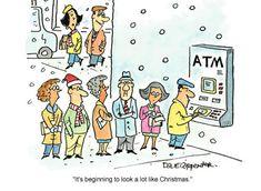 Funny Christmas Cartoon #13