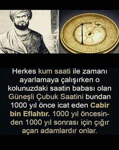 History Of Islam, Hogwarts, Fun Facts, Science, Technology, Life, Education, Tech, Tecnologia