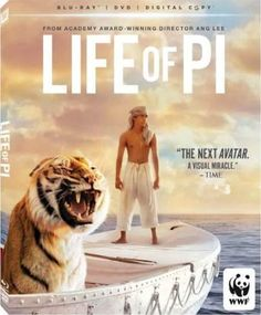 Twentieth Century Fox Home Entertainment is helping WWF raise awareness and funds for wild tiger conservation through the Blu-ray 3D™, Blu-ray™ and DVD release of LIFE OF PI nominated for 11 ACADEMY AWARDS®. Fox is donating $50,000 plus an additional $.25 per Blu-ray 3D™, Blu-ray™, DVD, and Digital HD purchase of LIFE OF PI (up to another $50,000) until 6/30/13. All donations will support WWF's tiger conservation efforts.
