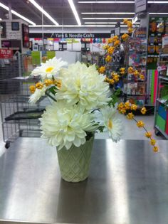 Floral by kristy@michaels