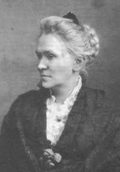 Matilda Joslyn Gage  Abolitionist & Women's Rights Advocate