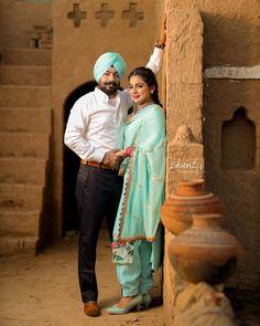 Punjabi Couple, Love Couple, Love Poems, Punjabi Suits, Couple Photos, Couples, Photography, Poems Of Love, Couple Shots