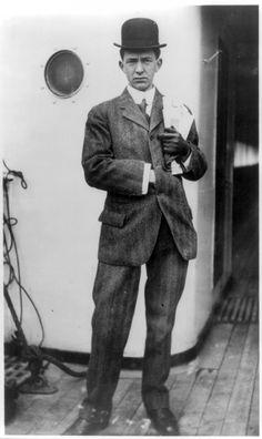 Stuart Collett Titanic Survivor, 1912
