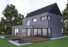 Terras en binnenvloer gelijk en verzonken dorpel for Kitchen ideas westbourne grove