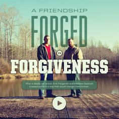 After a deadly car wreck, Erik Fitzgerald and Matthew Swatzell crossed paths in a way that would change them forever.