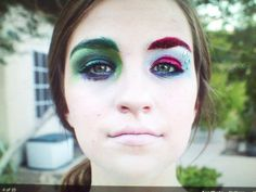1000+ Images About SUPER (halloween) HEROES On Pinterest | Superhero Superhero Makeup And Girl ...