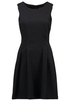 Armani Jeans Freizeitkleid black Premium bei Zalando.de | Material Oberstoff: 58% Polyester, 34% Viskose, 7% Baumwolle, 1% Elasthan | Premium jetzt versandkostenfrei bei Zalando.de bestellen!