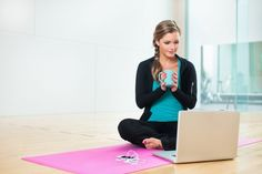 at home virtual training workouts