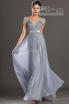 Wholesale Evening Dresses - Buy Modest 2014 New Sexy Mother Long Formal Evening Dress Elegant Short Sleeve Illusion High Back Mother of the Bride Dresses Evening Dress, $105.0 | DHgate