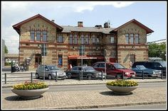 Kungsbacka trainstation