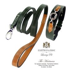 SAVE 25% with Hartman & Rose Luxury Pet. Promo Code: OCTOBERFEST. Shown in photo the Hartman Collection. Save on our entire collection offered to you at www.hartmanandrose.com