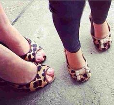 #mother #shoes #lookalike #daughter