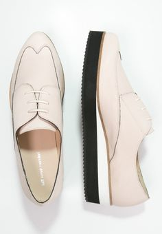 Loreak Mendian MALDA - Lace-ups - light pink for £100.00 (25/02/16) with free delivery at Zalando