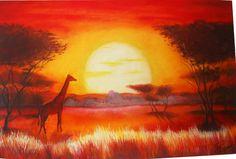 Image result for pinterest ideas for landscape painting for children