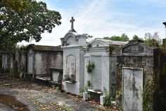 Located in what now is the heart of the Garden District, between Washington, Sixth, Prytania, and Coliseum streets, Lafayette Cemetery No. 1 is the oldest of the seven municipal, city-operated cemeteries in New Orleans. It is a non-segregated, non-denominational cemetery. There are immigrants from over 25 different countries and natives of 26 states as identified on the closure tablets.