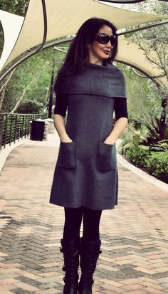 Hey, I found this really awesome Etsy listing at https://www.etsy.com/listing/68157495/organic-clothing-cowl-neck-dress-organic