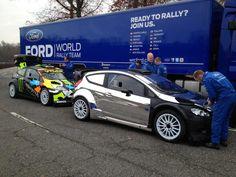 Ford Fiesta Wrc Monza Rally Show 2012