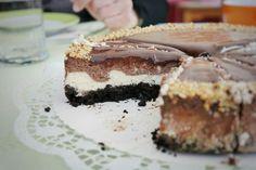 Nutella-Torte Nutella, Tiramisu, Ethnic Recipes, Food, Tiramisu Cake, Meals